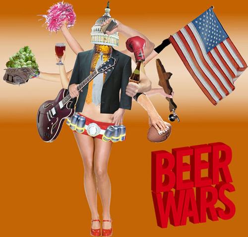 Beer Wars documentary movie poster