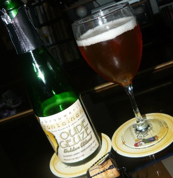 Brouwerij Fonteinen Oude Geuze Golden Blend