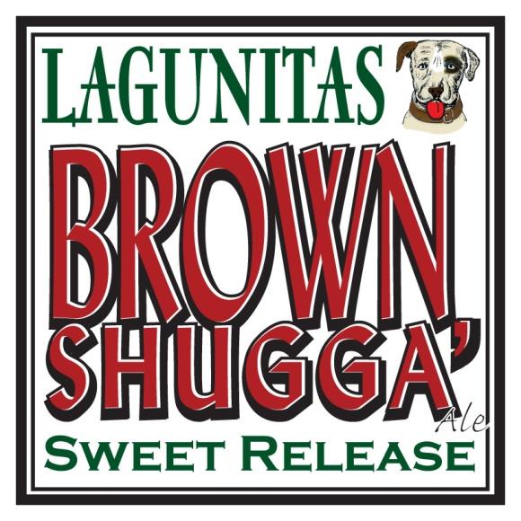 Lagunitas Brown Shugga' Logo