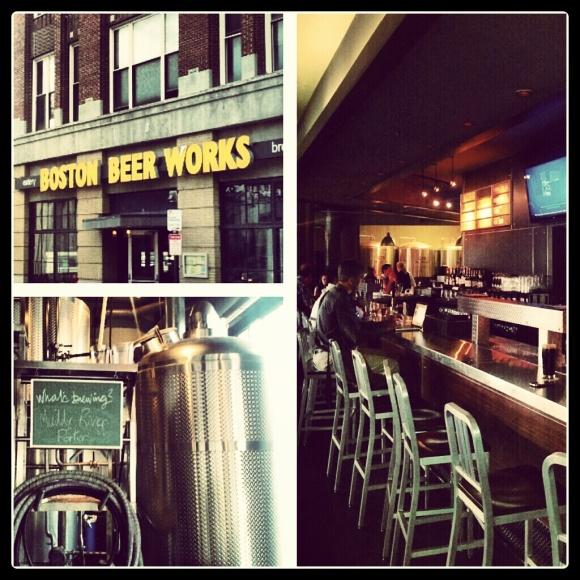 Boston Beer Works Fenway