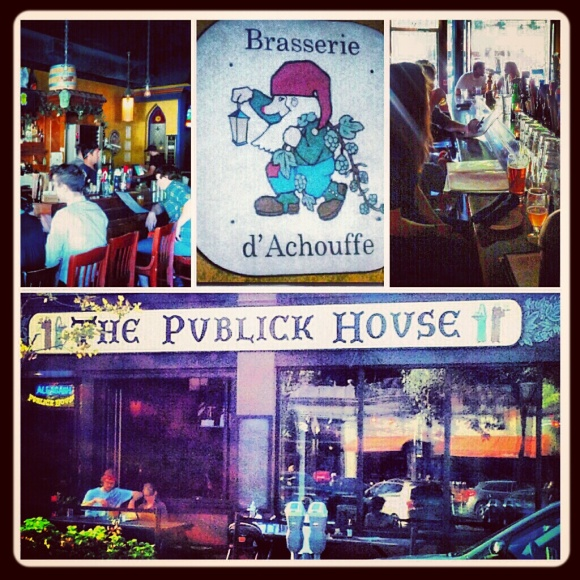 The Publick House in Brookline, MA