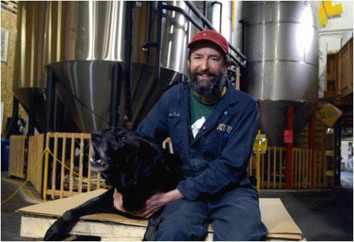 Rogue Brewmaster John Maier