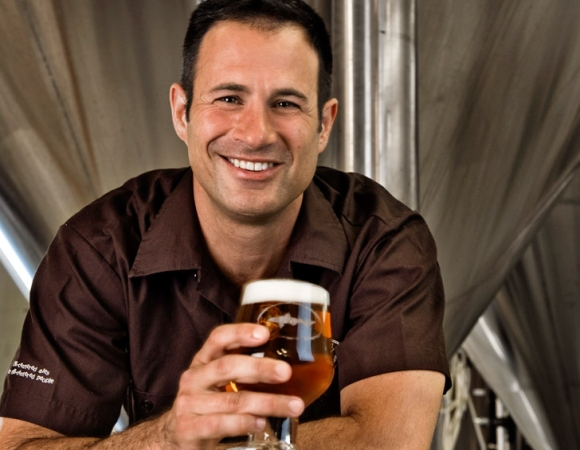 Dogfish Head Founder and President Sam Calagione