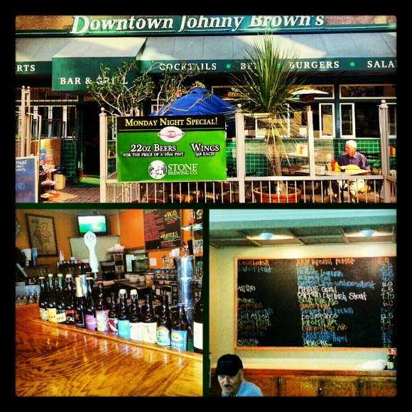 Downtown Johnny Brown's San Diego