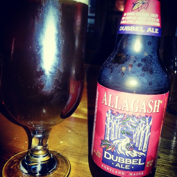 Allagash Brewing Co. Dubble Ale
