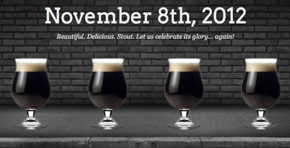 International Stout Day 2012