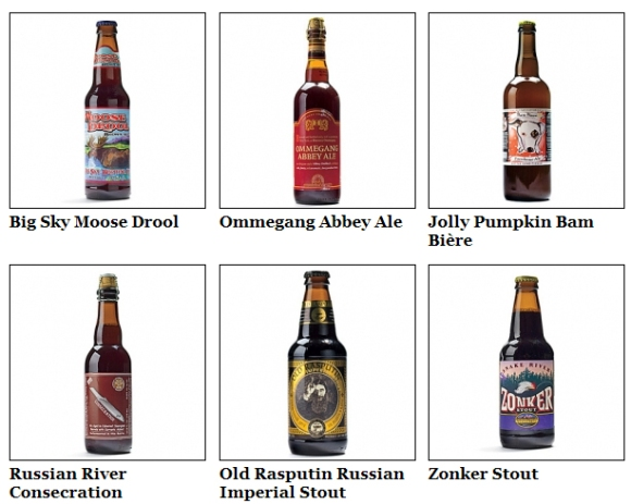Men's Journal Best American Beers