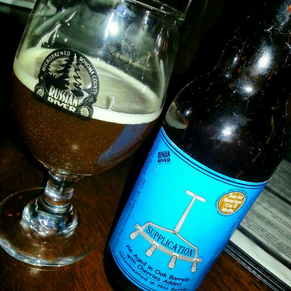 Russian River Supplication Sour Ale