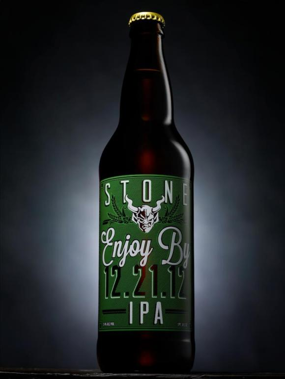 Stone Brewing Co. Enjoy By 12.21.12 IPA