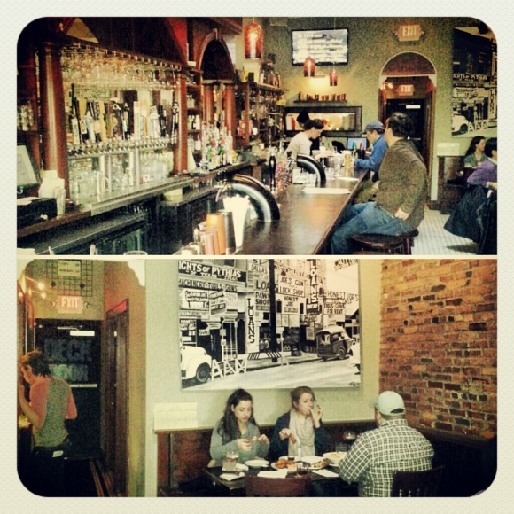 Deep Ellum Bar Boston Allston MA
