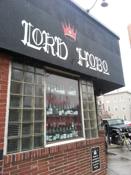 Lord Hobo in Cambridge, MA