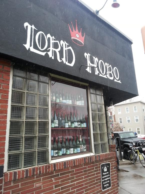 Lord Hobo in Cambridge, MA