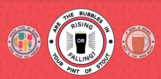 Physics of Beer Bubbles
