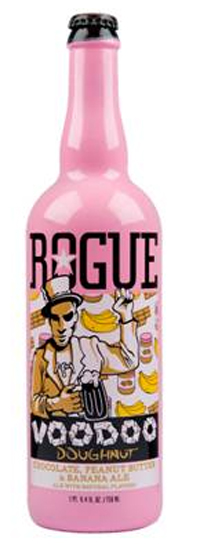 Rogue Voodoo Doughnut Chocolate, Peanut Butter and Banana Ale