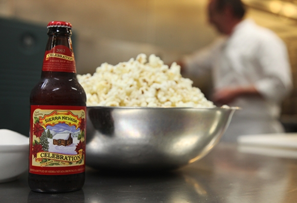 Sierra Nevada Celebration Ale Beer Caramel Popcorn