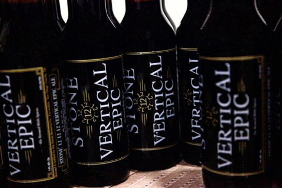 Stone Brewing Co. Vertical Epic 12.12.12
