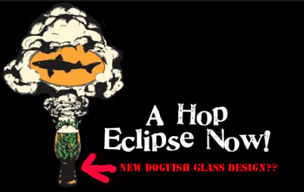 Dogfish Head New Glass Design?