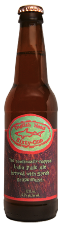 Dogfish Head Sixty-One IPA bottle