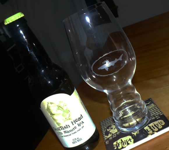 Dogfish Head Spiegelau IPA Glass