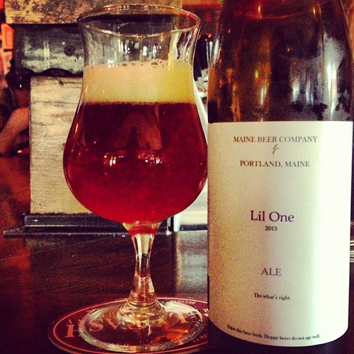 Maine Beer Co. Lil One Ale