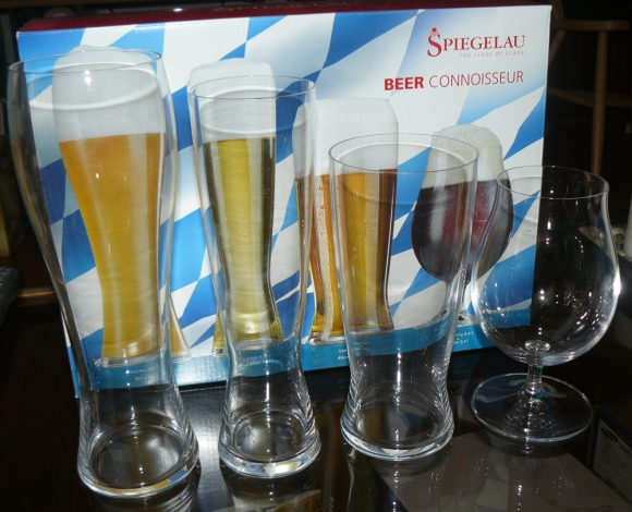 Spiegelau Beer Connoisseur Glasses