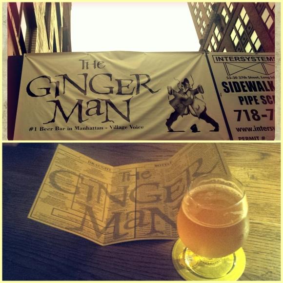 The Ginger Man New York City