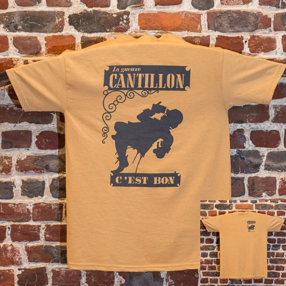 Gold Cantillon T-shirt