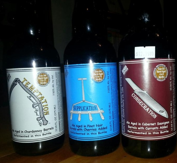 Russian River Sour Ales