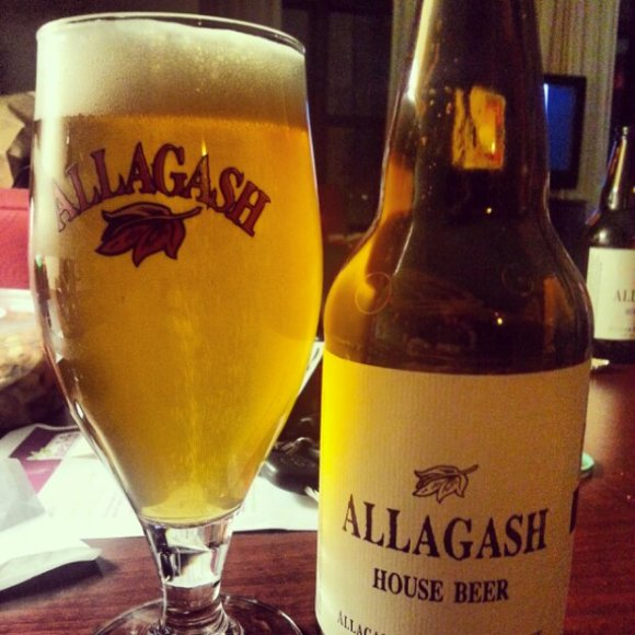 Allagash House Beer